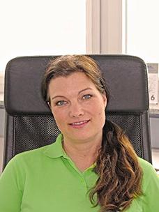 Jessica Roth - Pflegedienstleiterin